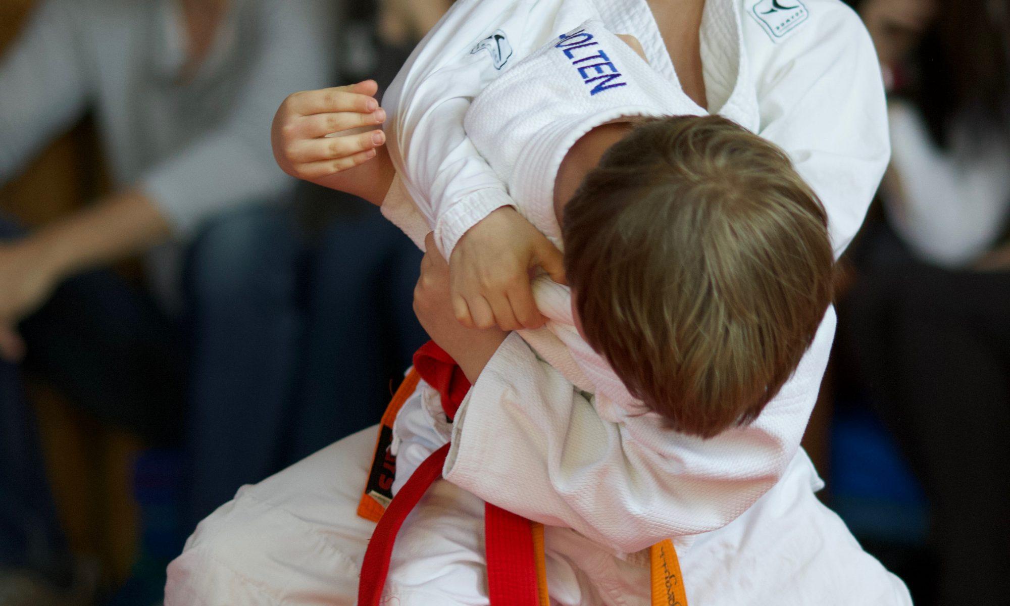 Judo Kinder